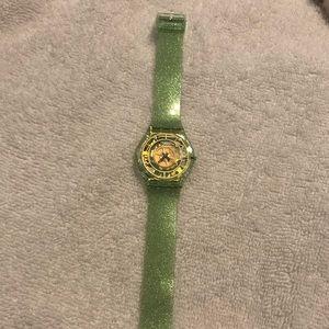 Swatch Skin in Green